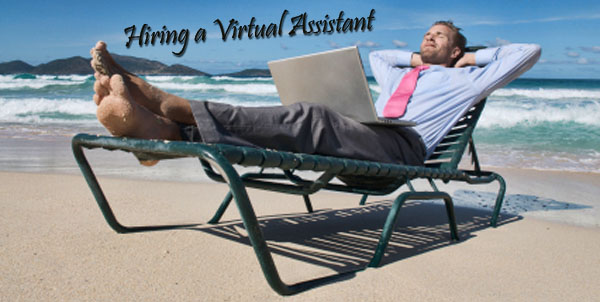Hiring a Virtual Assistant and Clearing the Plate