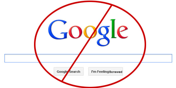 No More Google – For Me